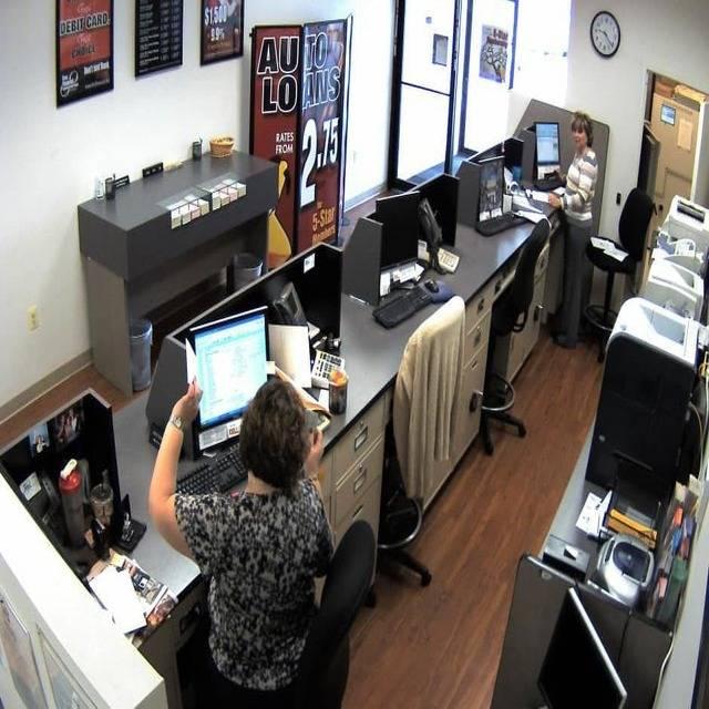 Видеонаблюдение за сотрудниками в офисе