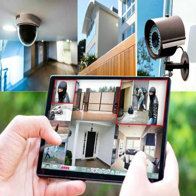 Удаленный доступ за видеонаблюдением в частном доме