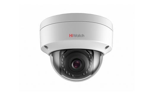 Купольная IP-видеокамера с ИК-подсветкой до 30 м