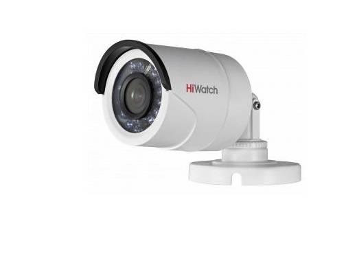 Цилиндрическая HD-TVI видеокамера с ИК-подсветкой до 20м