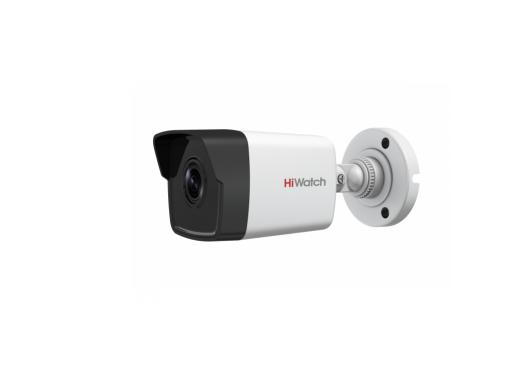 Цилиндрическая IP-видеокамера с EXIR-подсветкой до 30 м 4МП