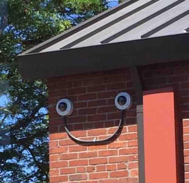 Уличные камеры видеонаблюдения для дома РЕШЕ