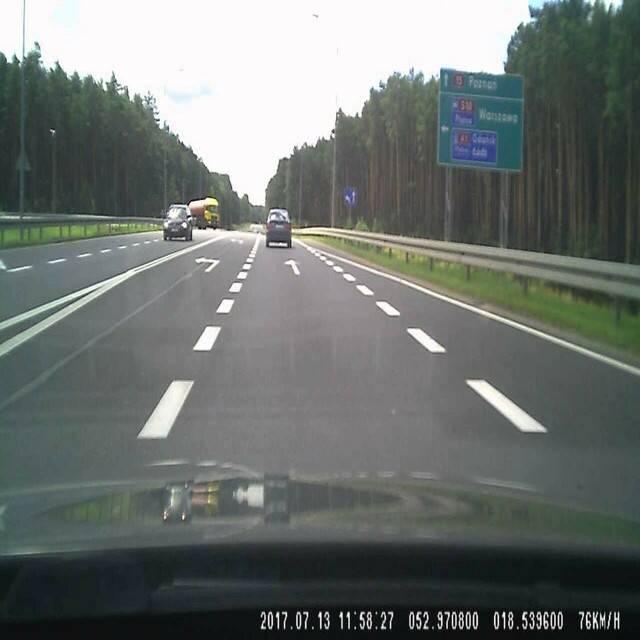 Видеонаблюдение в дороге
