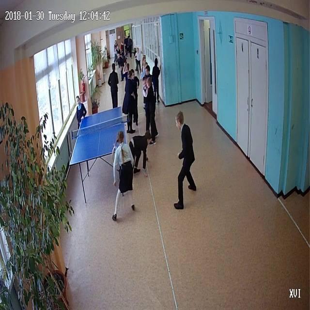 Видеонаблюдение в учебных заведениях