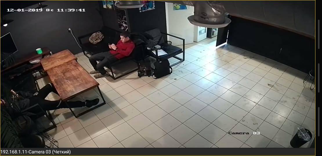 Видеонаблюдение магазин