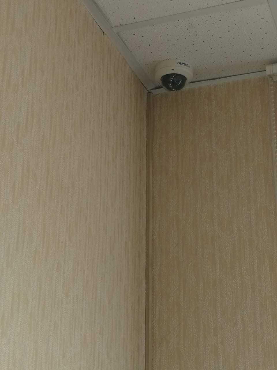 Видеонаблюдение в госучреждениях