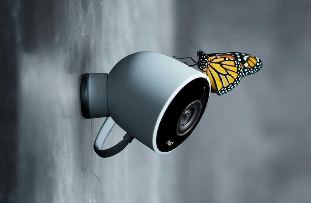 Установка камер видеонаблюдения в квартире