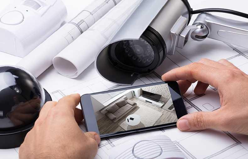 Технической обслуживание видеонаблюдения