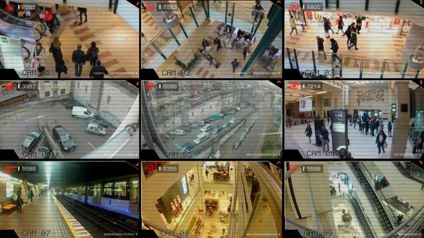 Преимущества установка видеонаблюдения в торговом центре