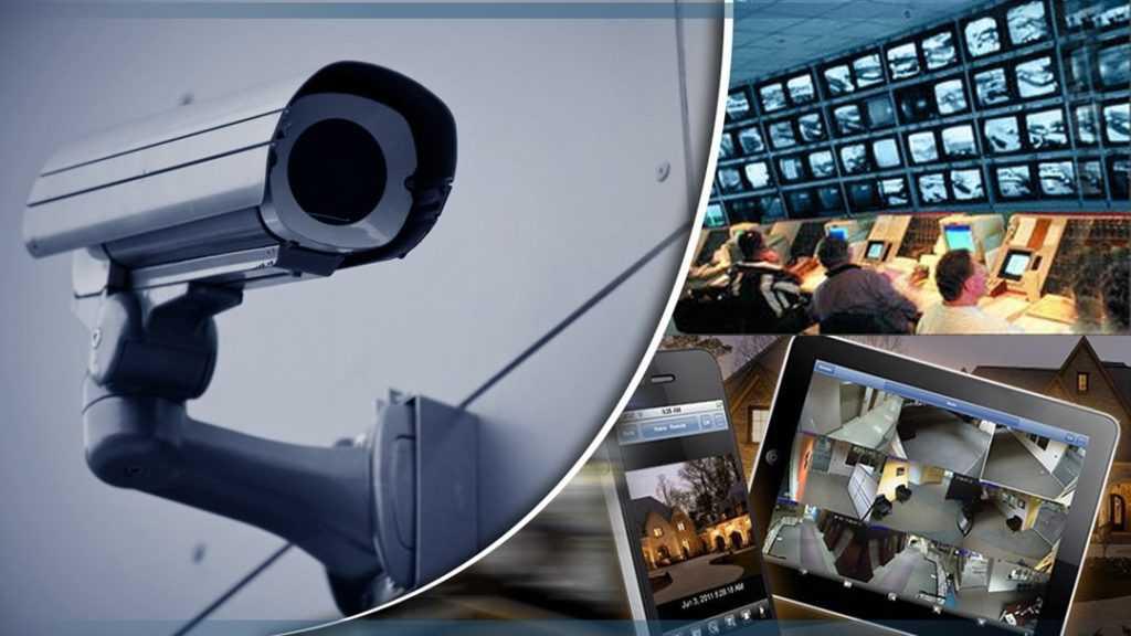 Проектирование установка видеонаблюдения в торговом центре