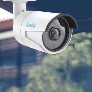 IP камера уличного видеонаблюдения
