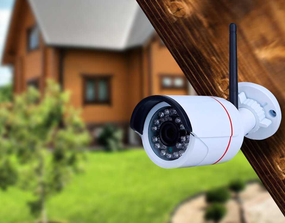 IP видеонаблюдение на 8 камер: особенности и преимущества