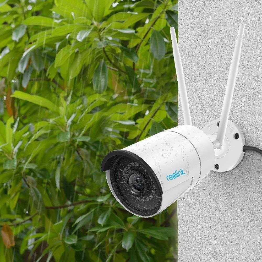 Установка видеонаблюдения WiFi