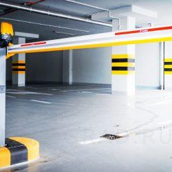 Шлагбаум для парковки