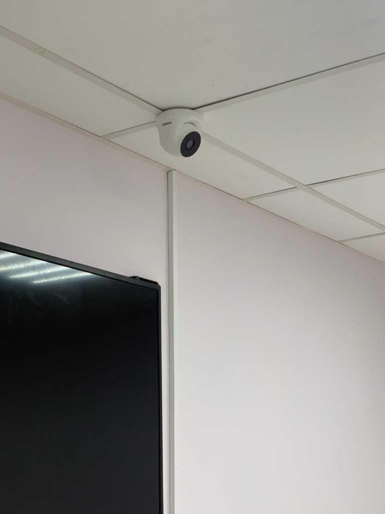 Камеры наблюдения для офиса в Москве