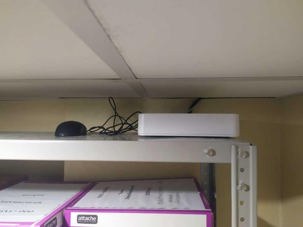 Видеорегистратор видеонаблюдение в офисе в Новосибирске