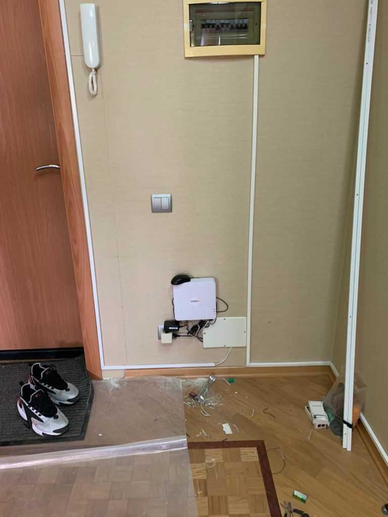видеорегистратор видеонаблюдение в квартиру в Москве