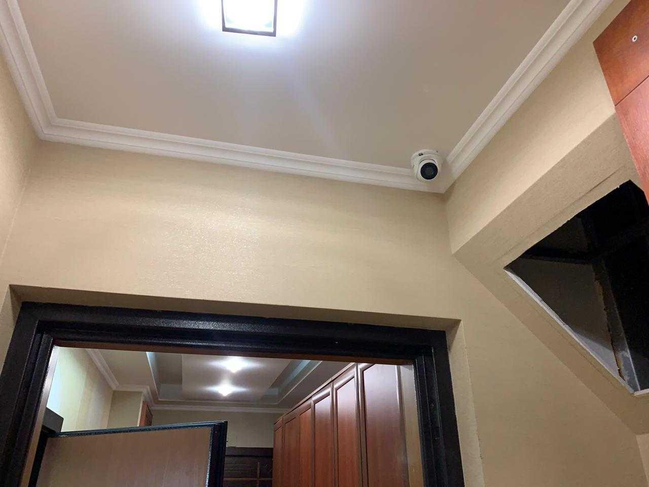 Видеонаблюдение в квартиру в Москве в коридор