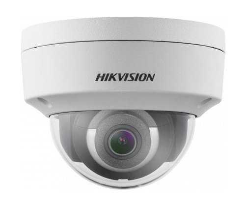 Антивандальные купольные камеры Hikvision