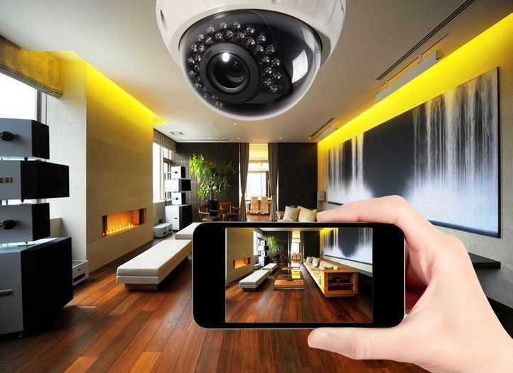 Видеонаблюдения в квартире какое выбрать