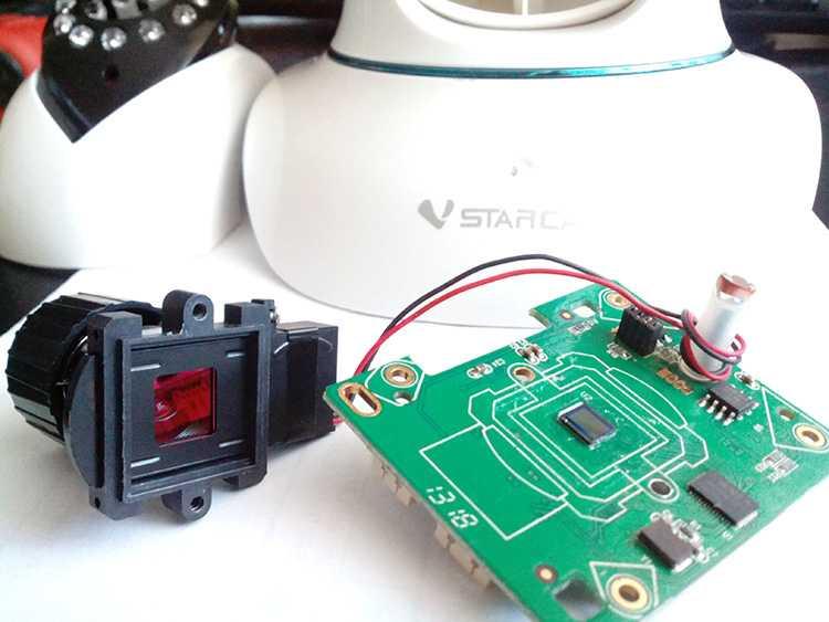 ИК фильтр камеры