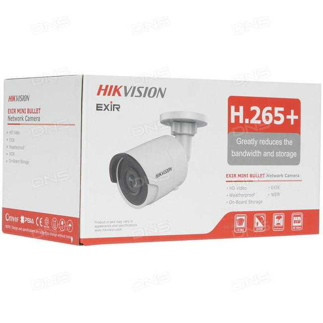 Камера Hikvision 2.8mm