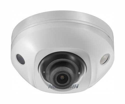 Внутренние камеры Hikvision с объективом 2.8 mm
