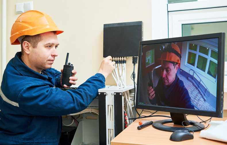 Стоимость ремонта видеонаблюдени