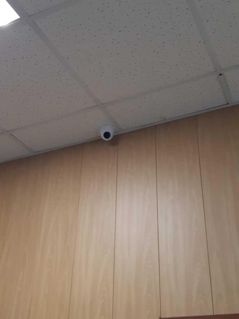 IP-камера видеонаблюдения