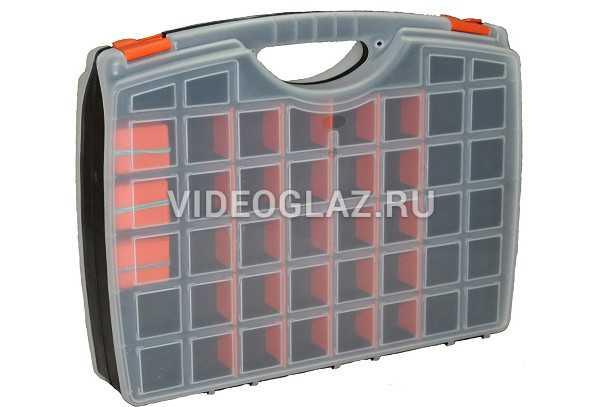 Ящик пластиковый универсальный (двойной) Proconnect 425х330х85 мм (12-5021-4)