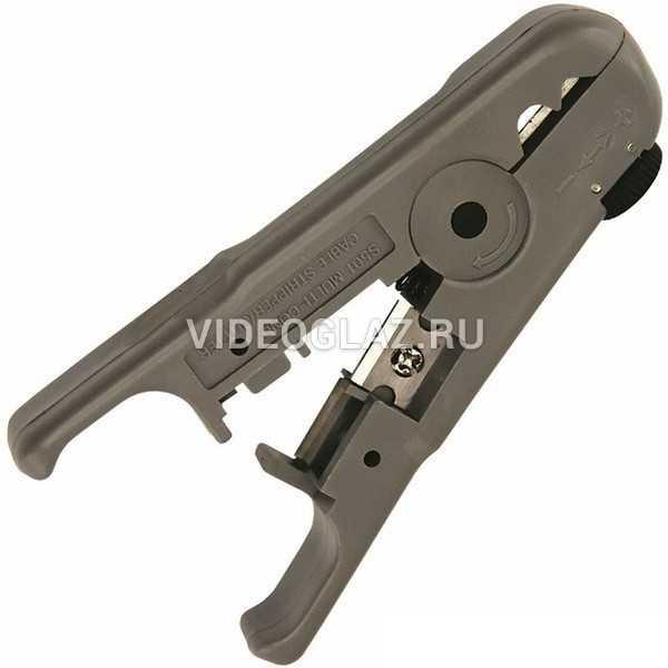 PROCONNECT Инструмент для зачистки и обрезки витой пары (HT-S-501B) (12-4042-4)