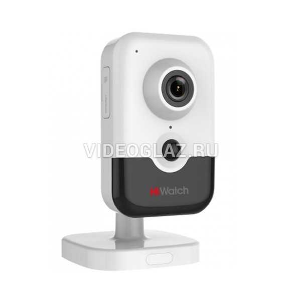Видеокамера HiWatch DS-I214W(B) (2.0 mm)