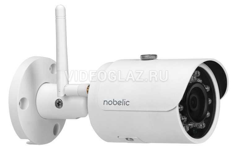 Видеокамера Nobelic NBLC-3330F-WSD с поддержкой Ivideon