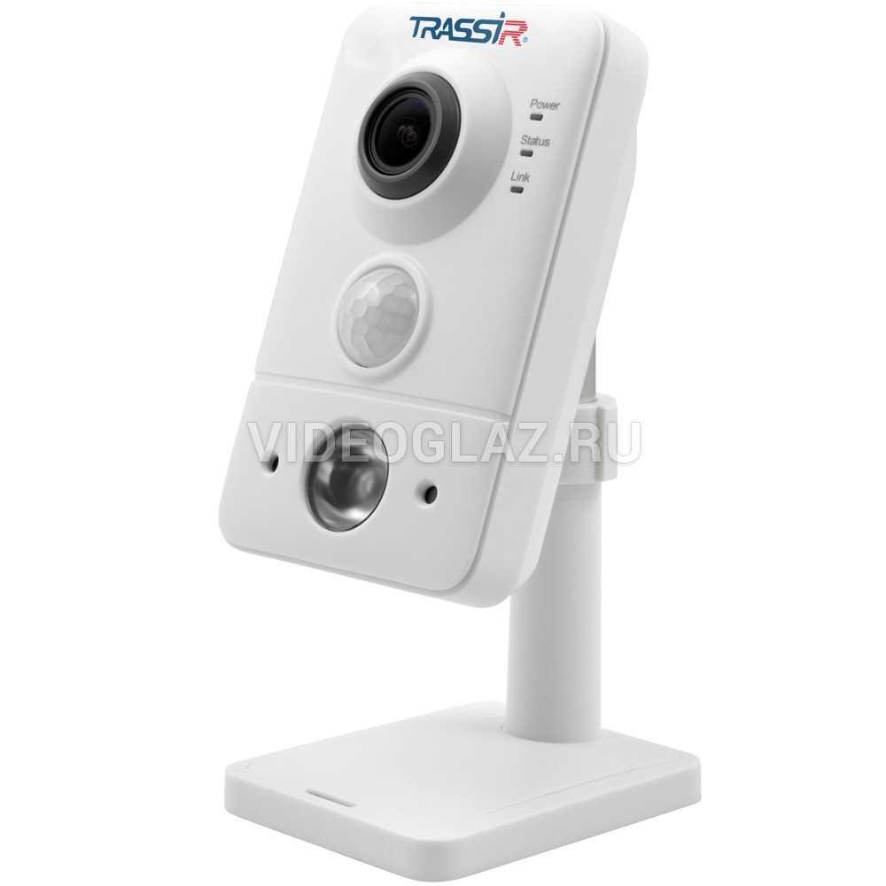 Видеокамера TRASSIR TR-D7121IR1 v5(1.9 мм)