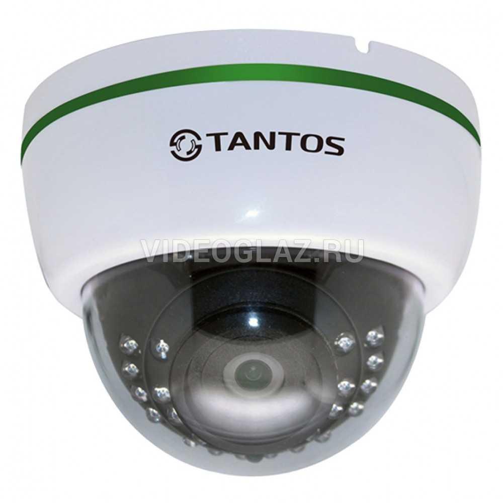 Видеокамера Tantos TSi-De25VPA