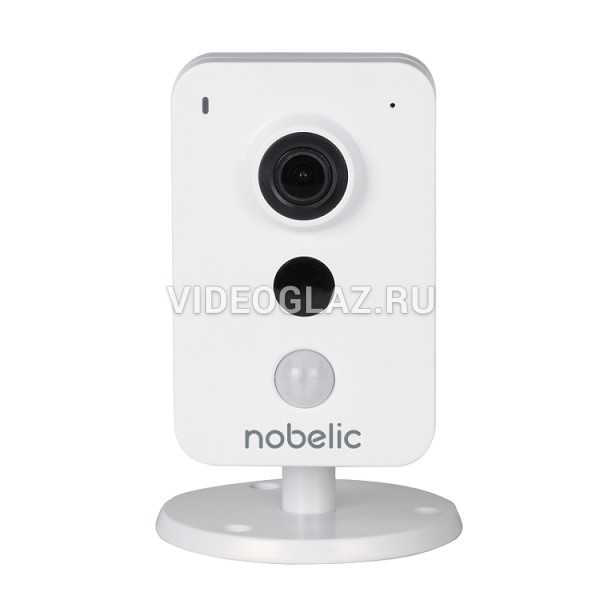 Видеокамера Nobelic NBLC-1410F-WMSD с поддержкой Ivideon