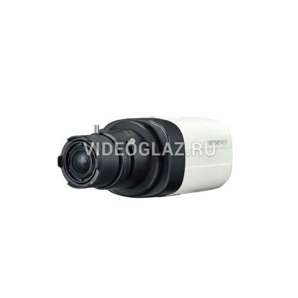 Видеокамера Wisenet HCB-6000PH