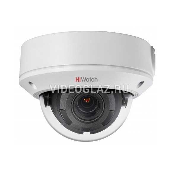 Видеокамера HiWatch DS-I458 (2.8-12 mm)