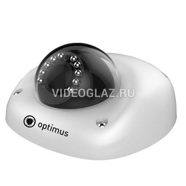 Видеокамера Optimus IP-P072.1(2.8)D