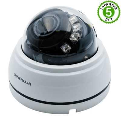 Видеокамера IPTRONIC IPT-IPL720DP(2,8-12)P