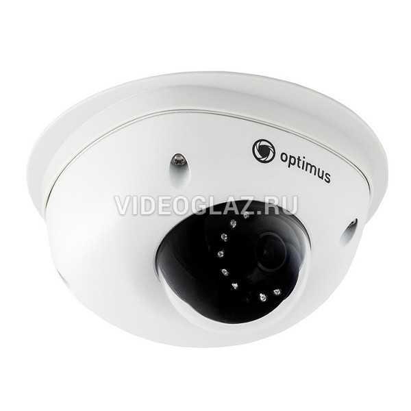 Видеокамера Optimus IP-P072.1(2.8)MD_v.1