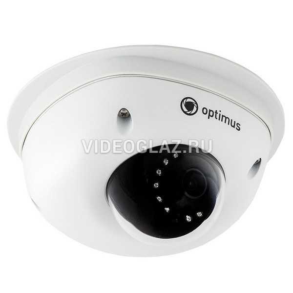 Видеокамера Optimus IP-P072.1(2.8)D_v.1