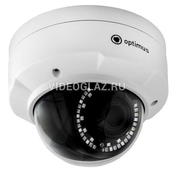 Видеокамера Optimus IP-P042.1(4x)D