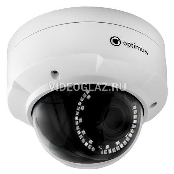 Видеокамера Optimus IP-P042.1(4x)D_v.1
