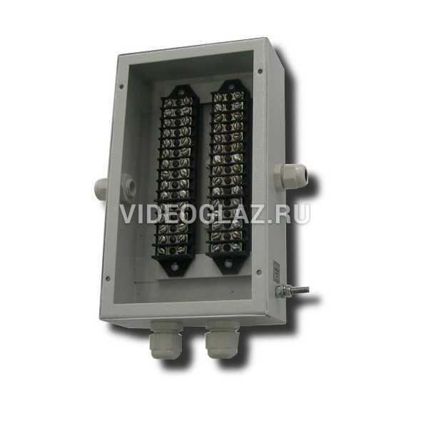 Охранная техника Барьер-КР-В(30 цепей, металл)