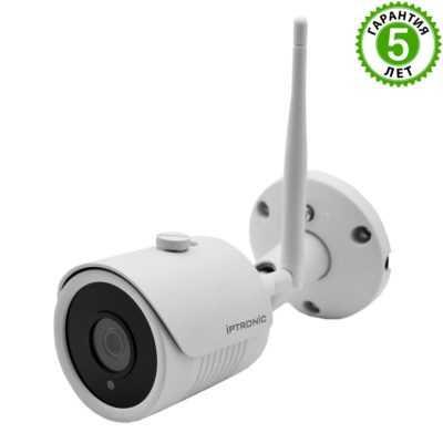 Видеокамера IPTRONIC IPT-IPL1080BM(3,6)W