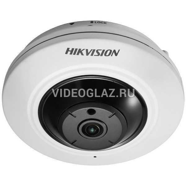 Видеокамера Hikvision DS-2CD2955FWD-I (1.05mm)