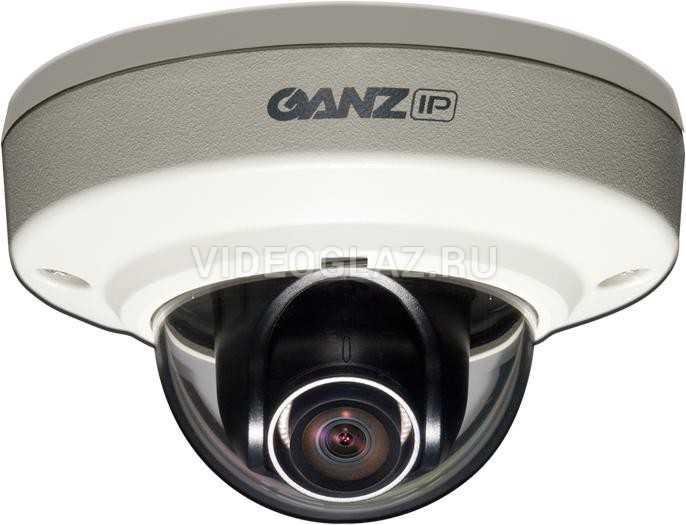 Видеокамера GANZ ZN-MD221M-S