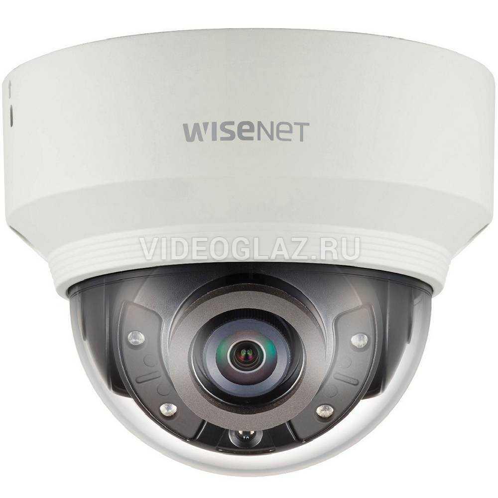 Видеокамера Wisenet XND-6020R