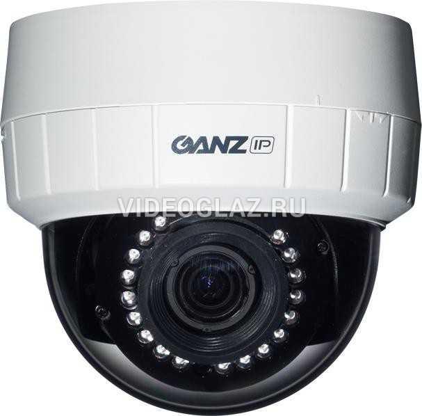 Видеокамера GANZ ZN-D1MTP-IR-S